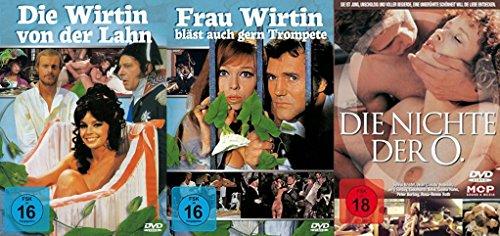 Sexy Classic TERRY TORDAY COLLECTION Teil 2 Frau Wirtin von der Lahn + Frau Wirtin bläst auch gern Trompete + Die Nichte der O.