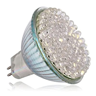LED Lampe Leuchte Strahler MR16 3W 60 LEDs 12V von eFocus auf Lampenhans.de