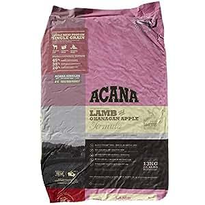 Acana - Croquettes - Agneau/pomme - 13 kg