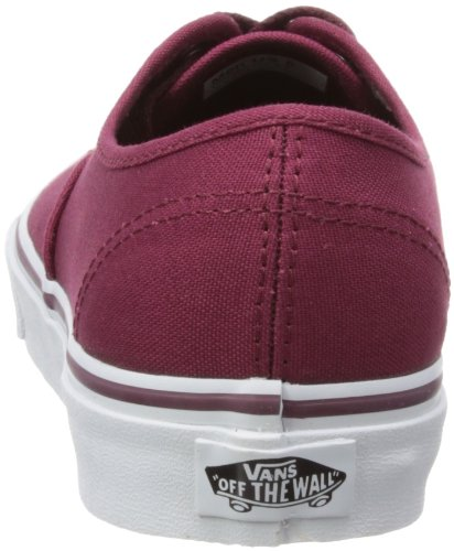 Vans U AUTHENTIC VTSV919 Unisex-Erwachsene Sneaker Rot (rumba red/port royale)