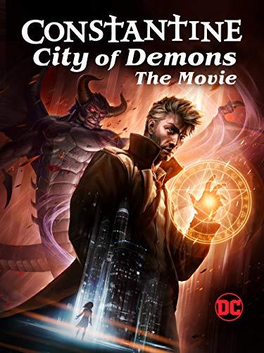 Constantine: City of Demons (Wonder Woman Kosten)