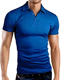 Grin&Bear coupe slim Polo Tee Shirt chemise, GB175