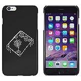 Schwarz 'Fliegender Teppich' Hülle für iPhone 6 Plus & 6s Plus (MC00145975)