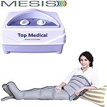 Presoterapia uso médico Mesis Top Medical con 2 botas pierna y 1 faja abdominal glúteos