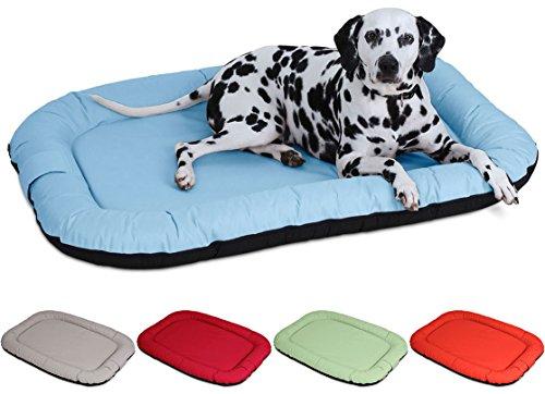 knuffelwuff-summer-lucky-lit-pour-chien-pour-interieur-et-exterieur-xl-100-x-73cm-bleu-hydrofuge