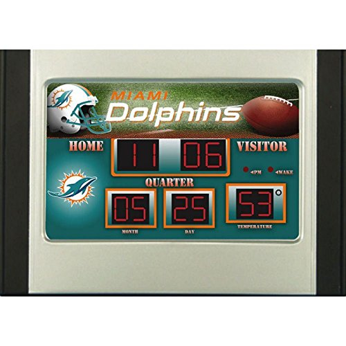 miami-dolphins-scoreboard-desk-alarm-clock-by-evergreen-enterprises