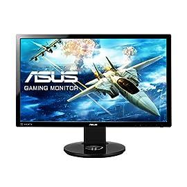 Asus VG248QE Monitor Gaming 24'' FHD (1920 x 1080), 1 ms, fino a 144 Hz, DP, HDMI, DVI-D