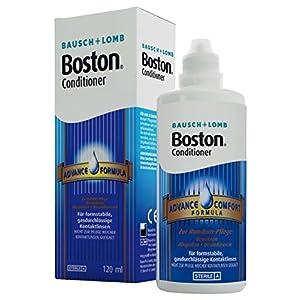 Bausch & Lomb Boston Advance Kontaktlinsen Aufbewahrungslösung, 120 ml