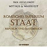 CD WISSEN Römisches Imperium - STAAT - Republik und Kaiserreich, 2 CDs