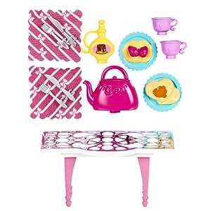 Mattel - Barbie Mini Mobilier Table Basse