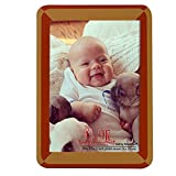 Valery Madelyn Pet Photo Frame With Doggie Stand Detachable Wooden Picture Frame for Kids and Dogs Gifts, Holds 3.5x5 Inch Photo (Beagle Terrier)