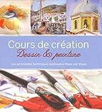 Telecharger Livres Cours de creation dessin et peinture (PDF,EPUB,MOBI) gratuits en Francaise