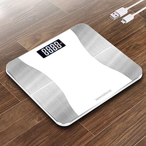 Tik Bluetooth Körperfettwaage Smart BMI Waage Digital Bad Wireless Waage Körperkomposition Analyzer mit Smartphone App 2