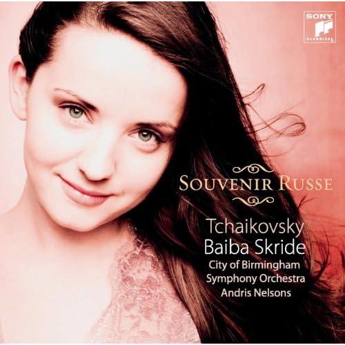 Violin Concerto in D major, Op. 35: Violin Concerto in D major, Op. 35: Finale. Allegro vivacissimo