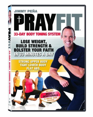Prayfit 33-Day Body Toning System [DVD] -