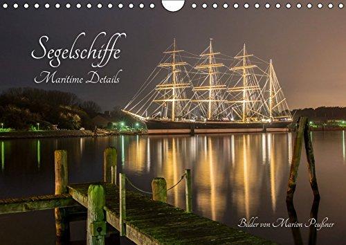Segelschiffe - Maritime Details (Wandkalender 2019 DIN A4 quer)