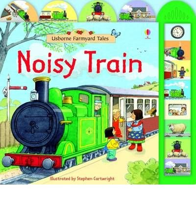 [(Noisy Train Book)] [ By (author) Sam Taplin, Illustrated by Stephen Cartwright ] [October, 2009]