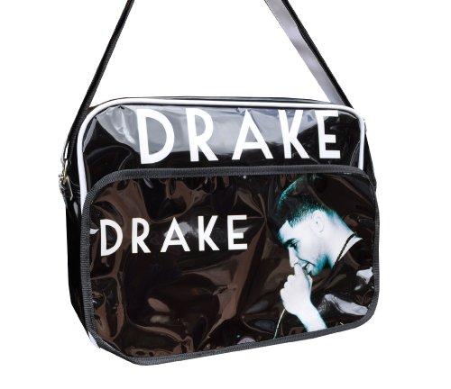 DRAKE Schule / Schulter Tasche (Postman Bag PB04)