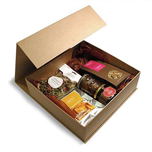 Hands on Earth Köstliche Geschenkbox – für Frauen oder Männer