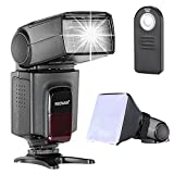 Neewer TT560-Blitz Speedlite Canon Nikon Sony için Flash Set 90082195@@##1