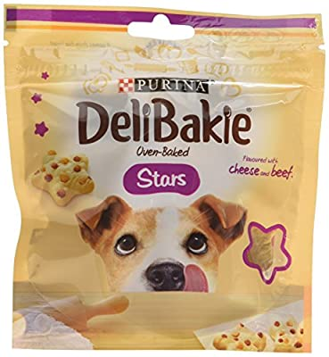 DeliBakie Dog Treats (Pack of 6)