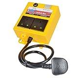 Einschaltautomatik, Kontrolleinheit für Werkstattsauger, 13 A, Britisches Modell