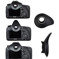 Portaocular PROFOX EG para Canon EOS 1d (S) MK III, EOS 1d MK IV, EOS-1D X, EOS 1d X MKII, EOS 5d MK II, EOS de 5d MK III, EOS 5d MK VI, EOS de 5DS, EOS de 5DS R de, EOS 7d