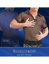 Svenjoyment Herren Shirt schwarz M, 1 Stück