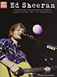 Ed Sheeran For Easy Guitar -Guitar- (Book): Noten für Gitarre (Easy Guitar Play Along)