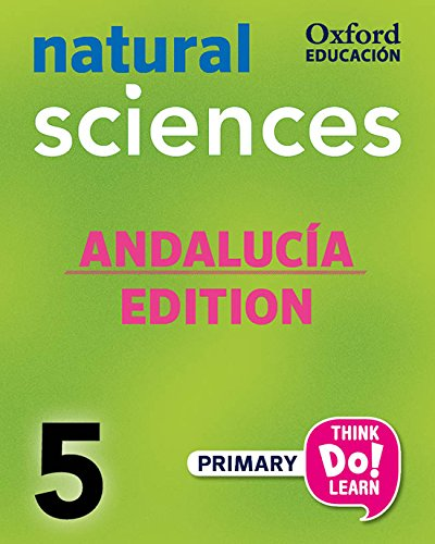 Pack andalucía natural science primary 5 student's book (think do learn)