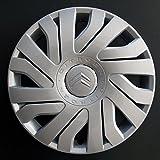 Wheeltrims Set de 4 embellecedores nuevos para Citroen C1/C2/C3/C4/C5/C8/Nemo/Berlingo/Xsara Picasso con Llantas Originales DE 14''