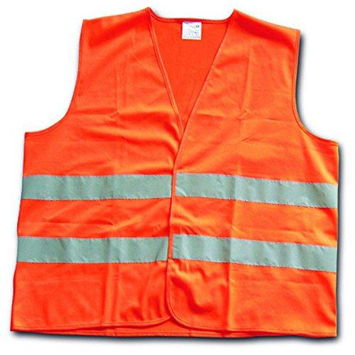 Warnweste DIN EN 471 – Universalgröße Orange… | 04045444601822