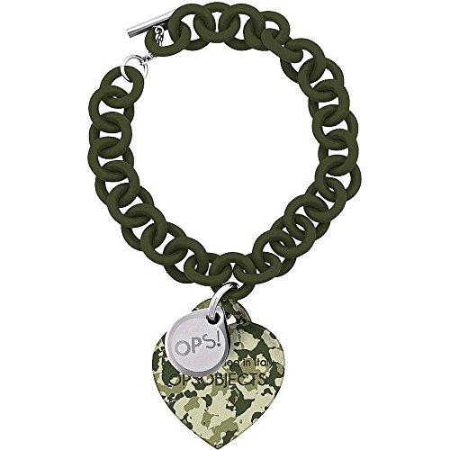 bracciale donna gioielli Ops Objects Camo trendy cod. OPSBR-130