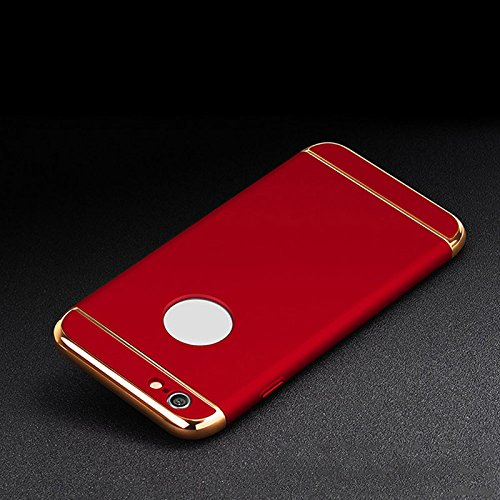 custodia iphone se antiurto rossa
