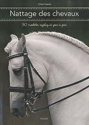 Nattage des chevaux : 30 modèles expliqués pas à pas