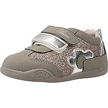 Zapatillas para ni�a, color gris , marca CHICCO, modelo Zapatillas Para Niï
