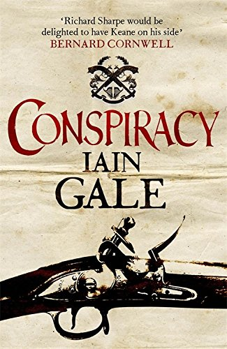 Conspiracy: Keane: Book 4