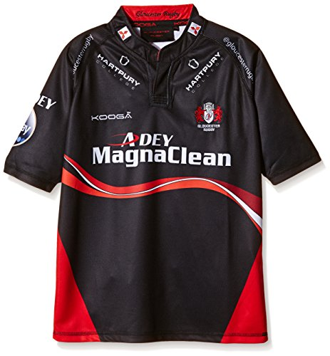 kooga-gloucester-away-14-15-season-shirt-black-small-medium