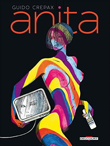 Anita par Guido Crepax
