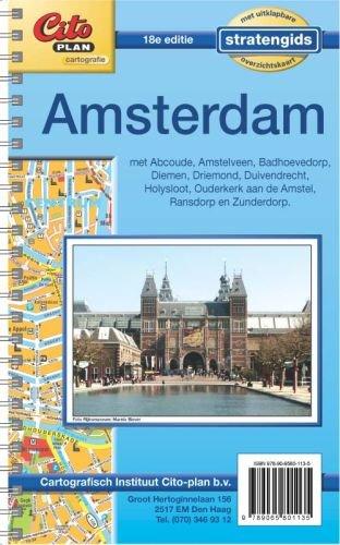 Stratengids Amsterdam/druk 18