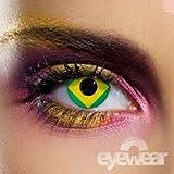 Farbige Kontaktlinsen (Brasilien 2 Stk.)