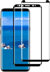 Galaxy S9 Panzerglas Schutzfolie, 2 Stück Panzerglasfolie für Samsung S9, Samsung Galaxy S9 Displayschutzfolie, 9H Härtegrad Anti-Kratzer für Samsung Galaxy S9