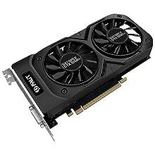 Palit NE5105TS18G1-1071D Carte Graphique Nvidia GeForce GTX 1050 Ti 1366 MHz 4 Go