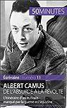 Albert Camus, de l'absurde à la révolte par Tiberghien