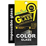 [Sponsored Products]Yellow Bell Brand Product Unbreakable Impossible Tempered Glass High Definition Screen Protector For Iphone 7