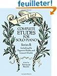 Complete Etudes For Solo Piano: Serie...