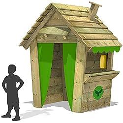 Casetta da giardino per bambini graziose casette di legno for Amazon casette per bambini