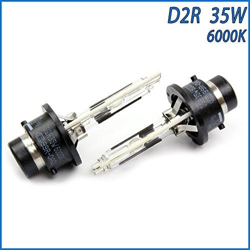 D2R 6000K Xenon Ersatz Brenner Lampe CITROEN C8 07/02-