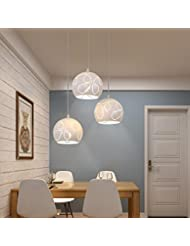 nuevo tres simple moda creativa moderna lmpara colgante led caracteres comedor iluminacin de comedor restaurante