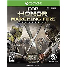 for Honor Marching Fire Edition - Xbox One Standard Edition (Renewed)